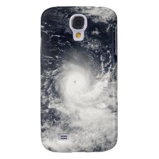 Tropical Cyclone Gelane Galaxy S4 Cover