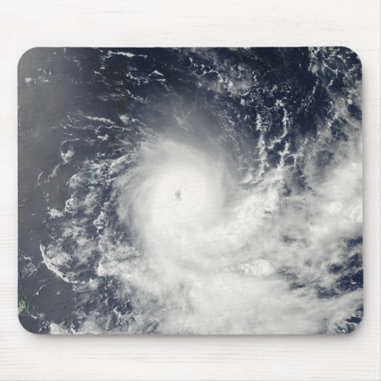 Tropical Cyclone Gelane Mouse Pad