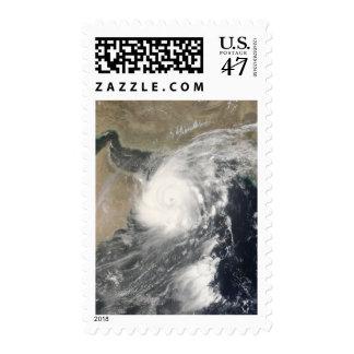 Tropical Cyclone Gonu in the Arabian Sea Postage