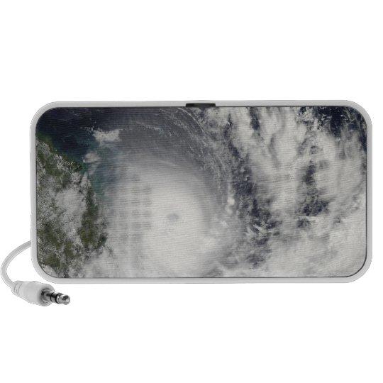Tropical Cyclone Hamish over Australia Mini Speaker