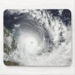 Tropical Cyclone Hamish over Australia Mousepad