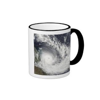 Tropical Cyclone Hamish over Australia Coffee Mugs
