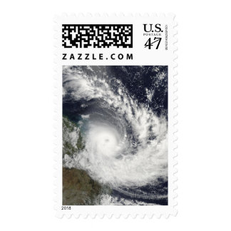 Tropical Cyclone Hamish over Australia Postage