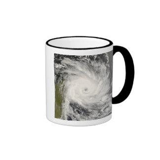 Tropical Cyclone Ivan over Madagascar Coffee Mug