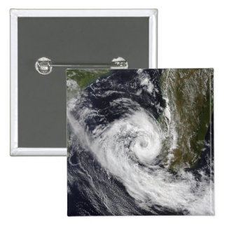 Tropical Cyclone Izilda 2 Inch Square Button