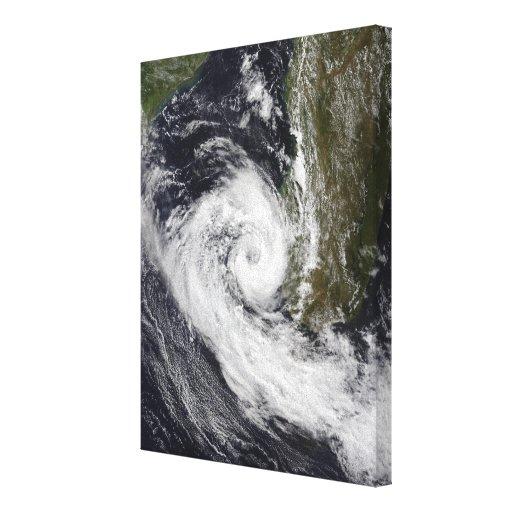 Tropical Cyclone Izilda Gallery Wrap Canvas
