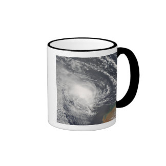 Tropical Cyclone Jacob approaching Australia Coffee Mugs