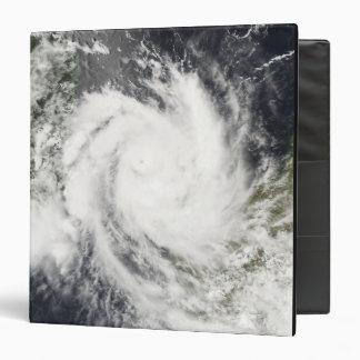 Tropical Cyclone Jokwe 3 Ring Binders