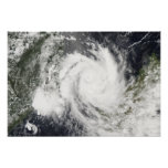 Tropical Cyclone Jokwe Poster