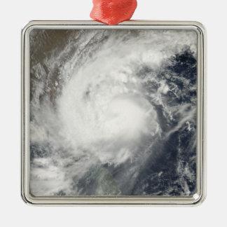 Tropical Cyclone Laila Metal Ornament