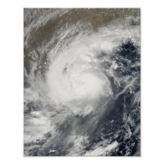 Tropical Cyclone Laila Poster