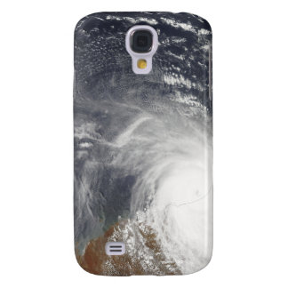 Tropical Cyclone Laurence over Western Australi Galaxy S4 Case