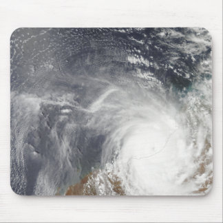 Tropical Cyclone Laurence over Western Australi Mouse Pad