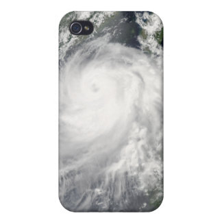 Tropical Cyclone Linfa Cover For iPhone 4