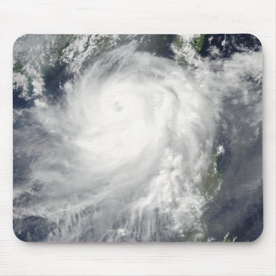 Tropical Cyclone Linfa Mouse Pad