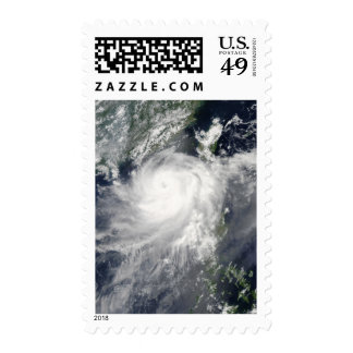 Tropical Cyclone Linfa Stamp
