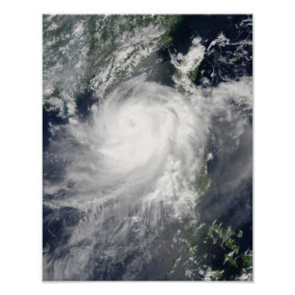 Tropical Cyclone Linfa Poster