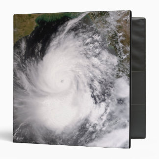 Tropical Cyclone Nargis Vinyl Binders