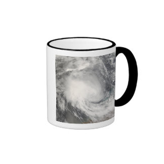 Tropical Cyclone Nicholas approaching Australia Coffee Mugs