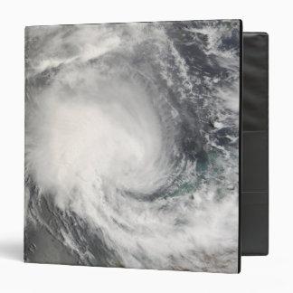 Tropical Cyclone Nicholas approaching Australia Vinyl Binders