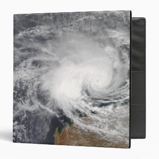 Tropical Cyclone Nicholas off Australia 3 Ring Binders