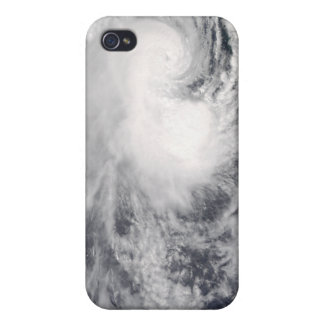 Tropical Cyclone Nicholas off Australia iPhone 4/4S Cover