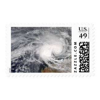 Tropical Cyclone Nicholas off Australia Postage