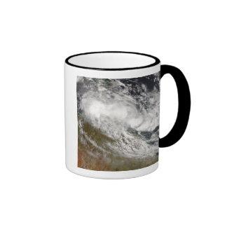Tropical Cyclone Olga over northeast Australia Coffee Mug