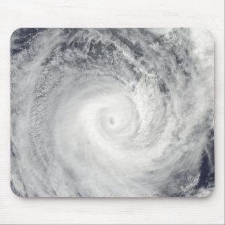 Tropical Cyclone Oli off the coast of Tahiti Mouse Pad