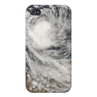 Tropical Cyclone Ophelia off Australia Cover For iPhone 4