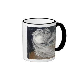 Tropical Cyclone Ophelia off Australia Mug