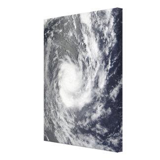 Tropical Cyclone Pat Canvas Print