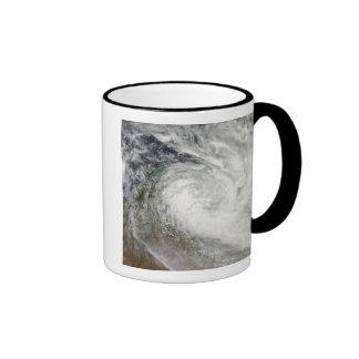 Tropical Cyclone Paul over Australia 2 Mugs