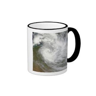 Tropical Cyclone Paul over Australia Coffee Mugs