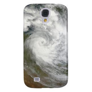 Tropical Cyclone Paul over Australia Samsung S4 Case