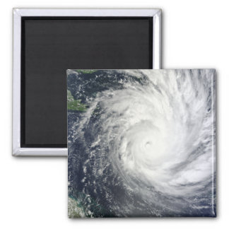 Tropical Cyclone Yasi 2 Inch Square Magnet