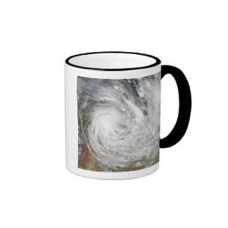 Tropical Cyclone Yasi over Australia 2 Mugs