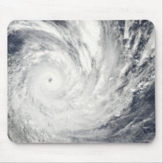 Tropical Cyclone Yasi over Australia Mouse Pad