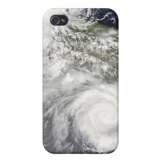 Tropical Cyclones Eric and Fanele 2 Case For iPhone 4