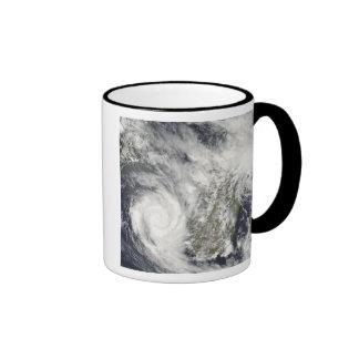 Tropical Cyclones Eric and Fanele 2 Coffee Mug