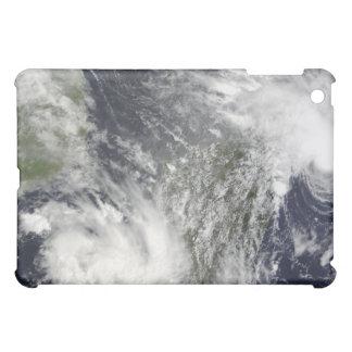 Tropical Cyclones Eric and Fanele iPad Mini Cases