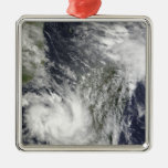 Tropical Cyclones Eric and Fanele Christmas Tree Ornaments