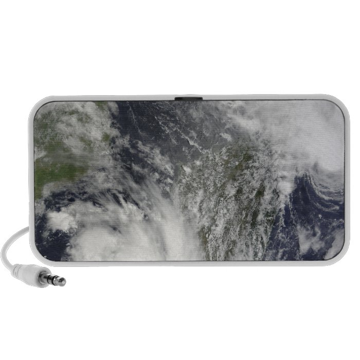 Tropical Cyclones Eric and Fanele Portable Speaker