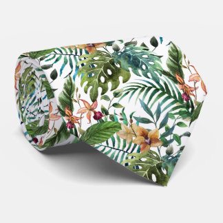 Tropical Day Tie