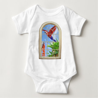 Tropical Delight Baby Bodysuit