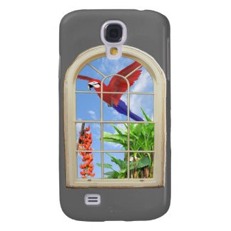 Tropical Delight Galaxy S4 Covers