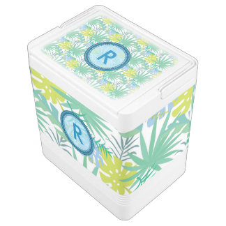 Tropical Design 24 Can Igloo Cooler