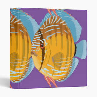 Tropical Discus Fish Binder