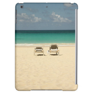 Tropical Dominican Beach Paradise Cover For iPad Air