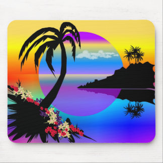 Tropical Dream Mouse Pad